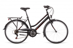 "Dema ORION Lady black-grey-red 18"", 2018"